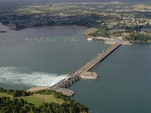 La Rance Power Station, Brittany, France (source EDF)