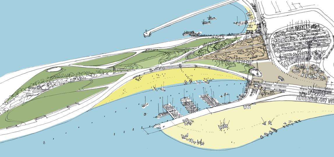 Public realm illustration